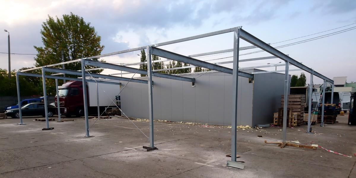 Rozważasz budowę hali z płyty warstwowej?