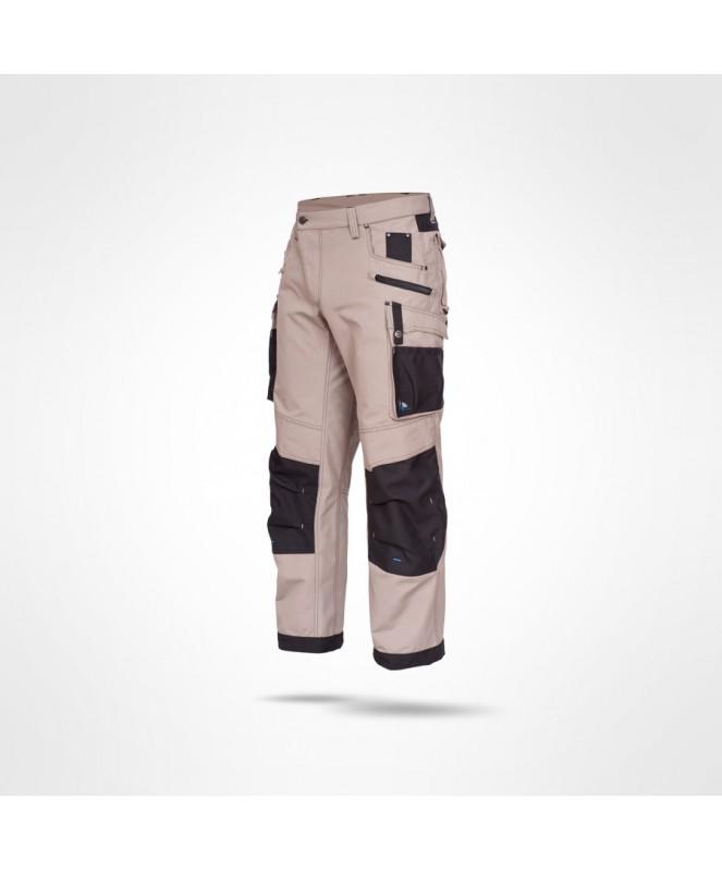 Rodzaje spodni BHP – spodnie robocze do pasa