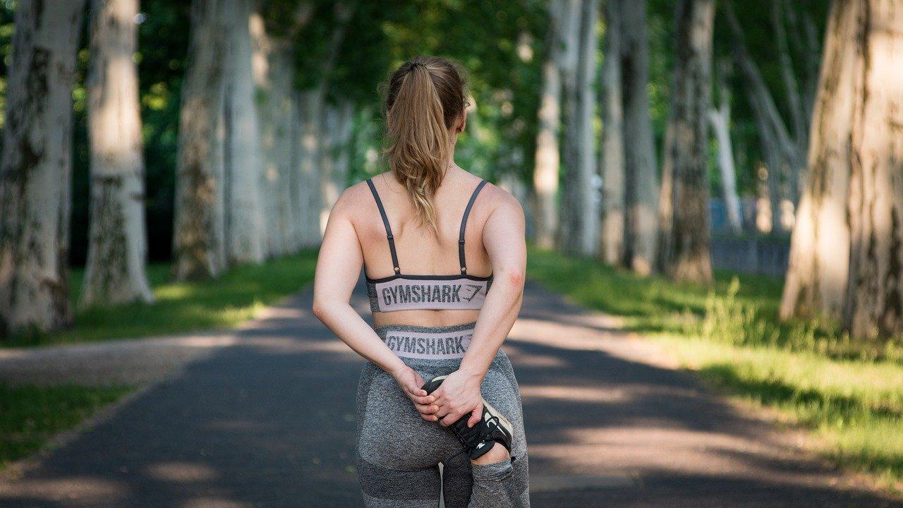 Odzież sportowa nie jest przeznaczona wyłącznie na siłownię