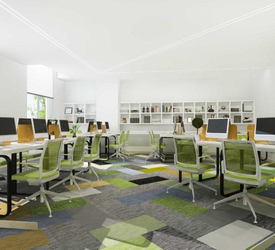 W jakich obiektach i pomieszczeniach można wykorzystać wykładziny dywanowe